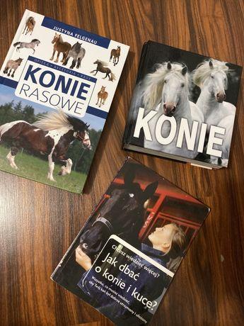 Kaiążki o koniach