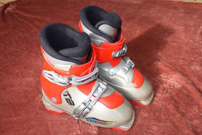 Buty narciarskie Salomon - 19mm wkładka dziecięce
