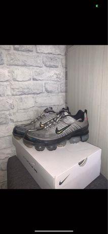 Buty nike vapormax 360 w kolorze siwym
