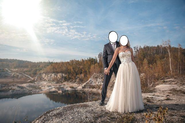 Suknia ślubna Gellena Diana rozm 34-36