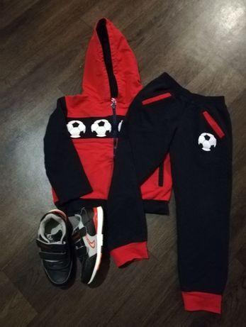 Спортивный костюм+кроссовки