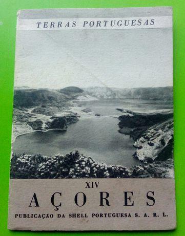 Livro Promocional dos Açores.Edição Shell Portuguesa