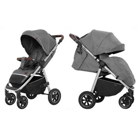 Бесплатная доставка Детская коляска CARRELLO Bravo AIR надувные колеса