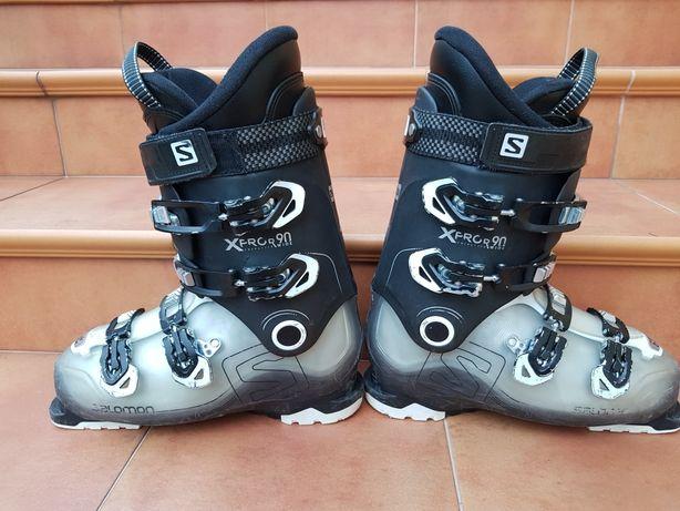 Buty narciarskie Salomon 28.5 X Pro r90 Wide