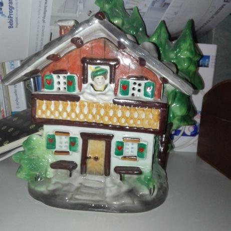 Domek podświetlany