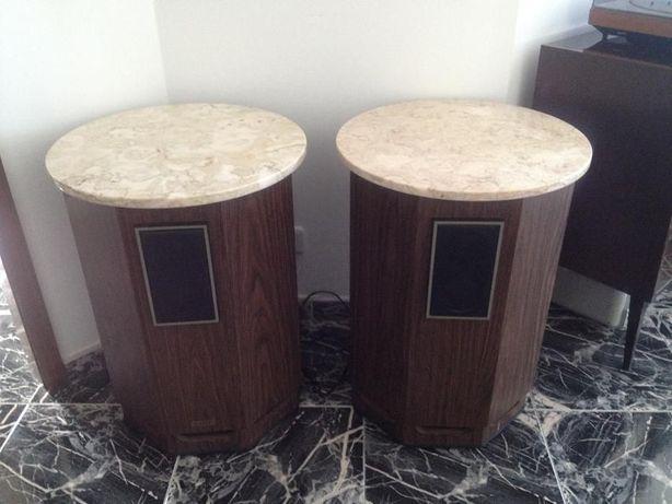 Vintage hi-fi Speackers colunas Empire 7500 II
