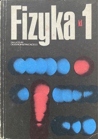 Fizyka kl 1 dla liceum ogólnokształcącego (podręcznik) - Eugeniusz Gab