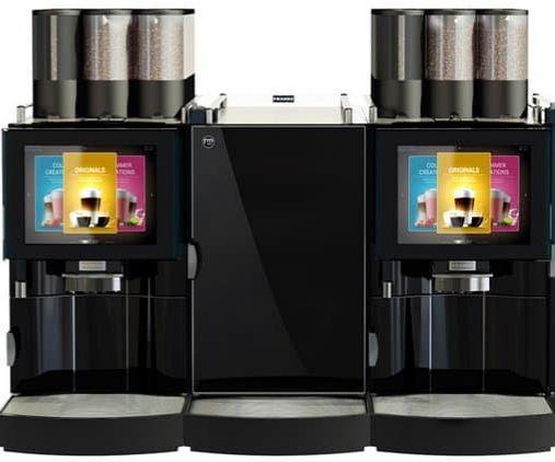 Кофемашина кавоварка Franke fm800 / fm 850 TWIN