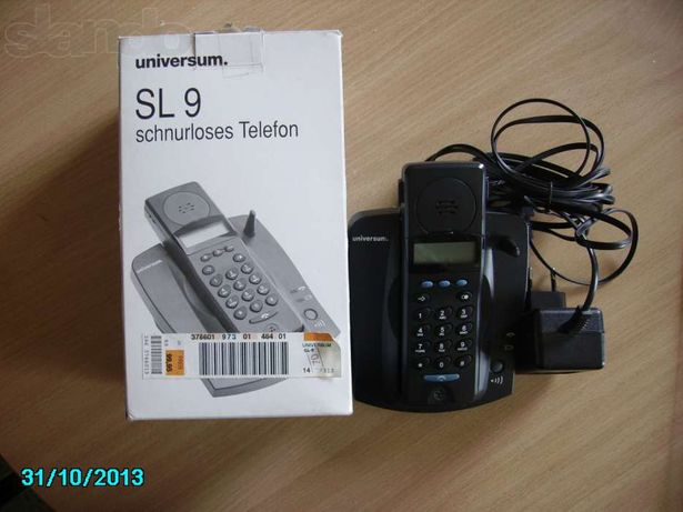 Радіотелефон universum SL9