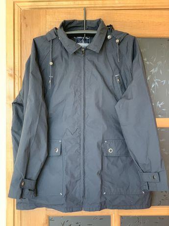 Мужская куртка ветровка xl