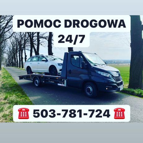 Pomoc drogowa Wypożyczalnia aut Jelenia Góra Bolesławiec Busy Osobowe
