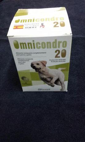 Comprimidos Condroprotectores Omnicondro 60 uni