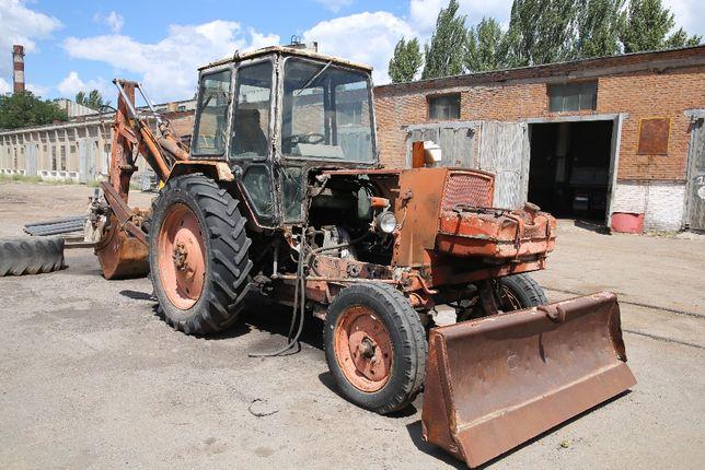 Трактор ЭО-2621В-3