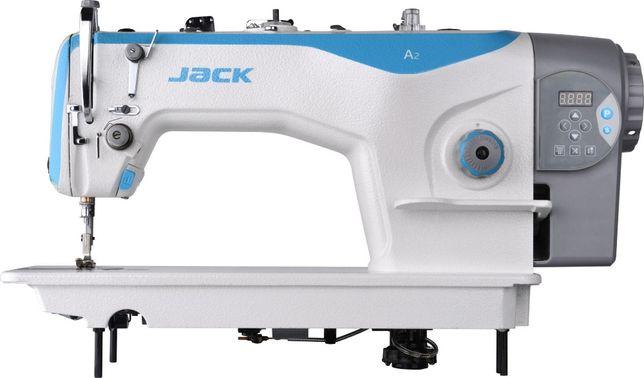 Stebnówka JACK A2-CQ z obcinaniem nitki servo 220 (Juki,Brother,Olisew