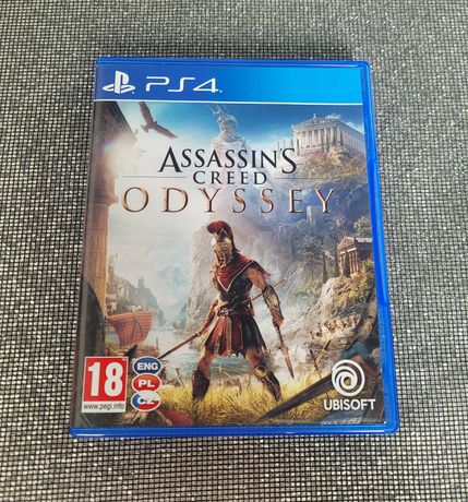 Gra Assassin's Creed Odyssey PlayStation 4 Ps4