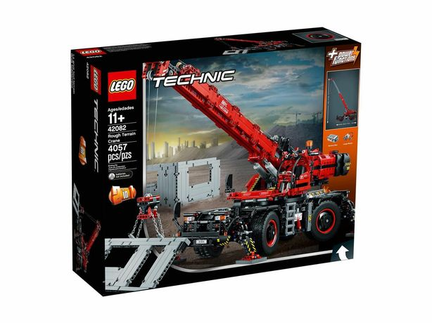 Lego Technic 42082 Dźwig nowe