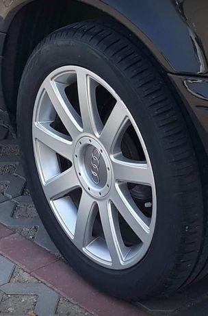 Audi Koła Felgi 245/45 R18 opony letnie