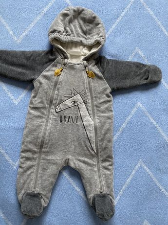 Kombinezon niemowlęcy 0-3 m Coccodrillo
