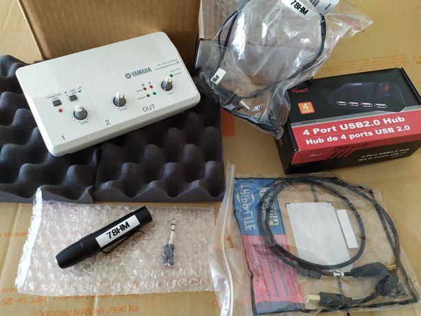 Kit Audiogram Mesa Mistura Audiogram Yamaha 3