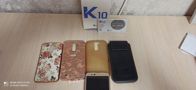 Мобильный телефон LG K10