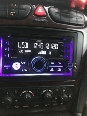 Radio 2 din JVC KW-R930BT