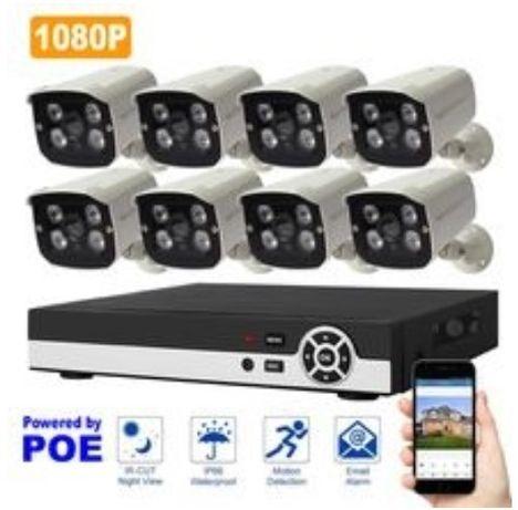 Montaż i Sprzedaż Kamer CCTV, monitoringu w Domu i Firmie.