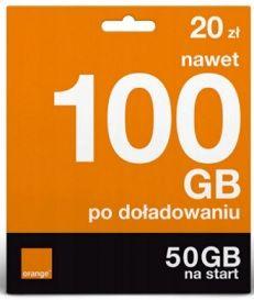 Złoty numer 572_39999.. Orange starter łatwy numer