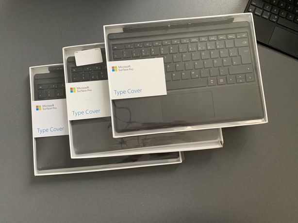 Microsoft Surface Pro 3/4/6/7 Type Cover 1725