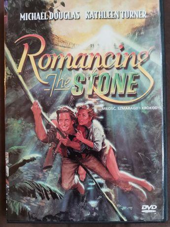 Miłość, szmaragd i krokodyl DVD, stan idealny.