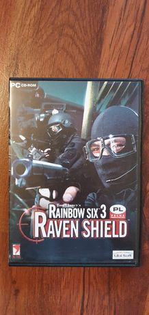 Gra Tom Clancy's Rainbow Six 3 Raven Shield