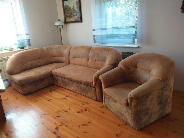Narożnik + fotel