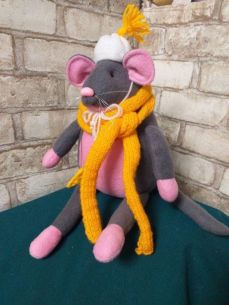 Мягкая игрушка Мышка
