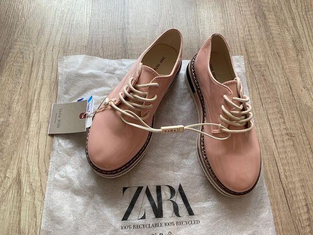 Черевички Zara 31 туфли лоферы