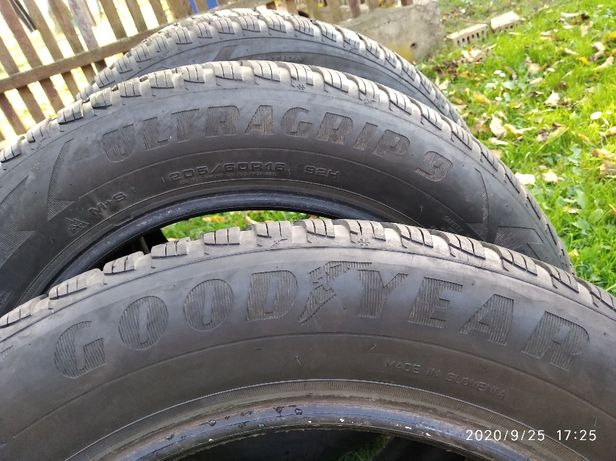 резина всесезонна Good year- ultra grip 205/60/r16