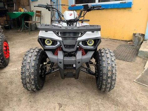 Новий квадроцикл Forte Hunter 125! Форте хантер з доставкою по Україні