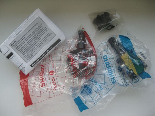 Pedały SPD Shimano PD-M505 MTB SPD zatrzaskowe ROWEROWE Shimano