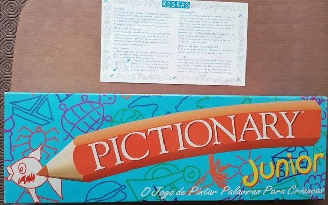 Jogo Pictionary Junior