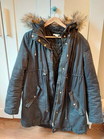 Kurtka ciążowa Mama H&M rozmiar 38 kolor czarny