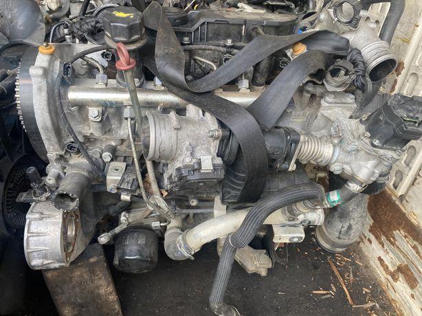 Ducato 2.3 silnik euro6 uszkodzony po wypadku