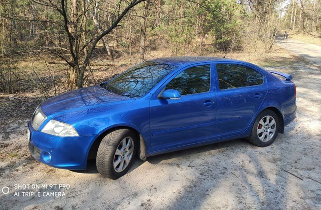 Skoda A5 RS продается,