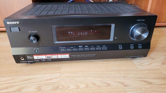 Kino domowe Sony STR-DH500 + kolumny