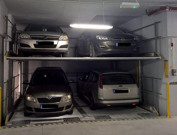 Miejsce postojowe w hali garażowej Toruńska/Chmielna