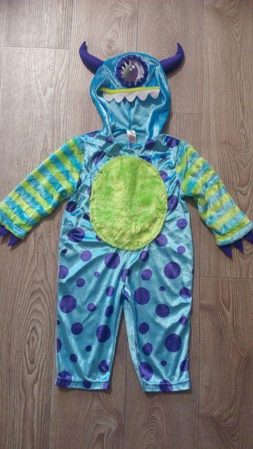 Карнавальный костюм монстрика на новый год