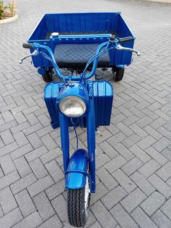 Motorizada 3 rodas zundapp 4