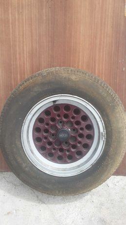 Jante 13 (x4) com pneu 185x70
