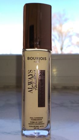 Podkład Bourjois always fabulous