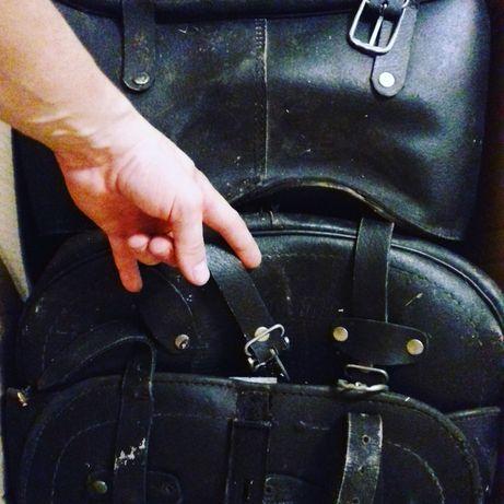 Кофри, бокові сумки для мотоцикла, обєм 30літрів.