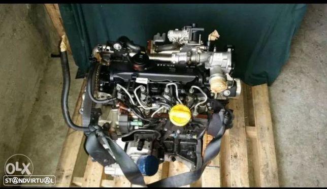 Motor Nissan Note 1.5 Dci 90cv Ref: K9K400