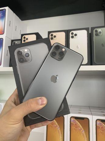 Идеалы Iphone 11 Pro 64/256 gb Space Gray Neverlock Гарантия!