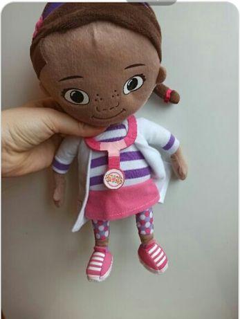 Мягкая кукла доктор Плюшева